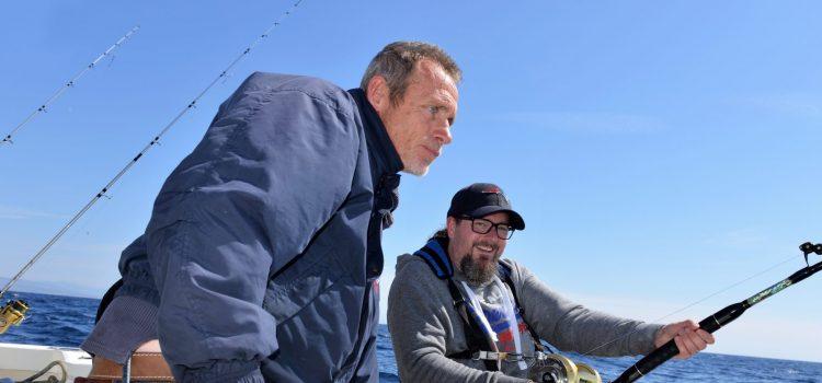 Fishing in Mallorca